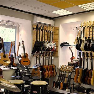 Музыкальные магазины Ромоданово