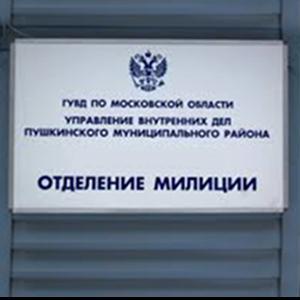 Отделения полиции Ромоданово