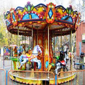 Парки культуры и отдыха Ромоданово