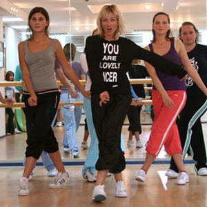 Школы танцев Ромоданово