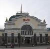Железнодорожные вокзалы в Ромоданово