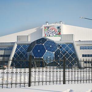 Спортивные комплексы Ромоданово