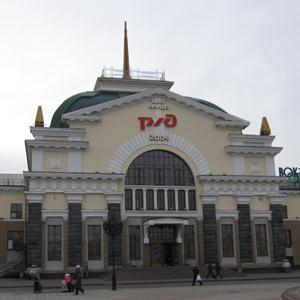 Железнодорожные вокзалы Ромоданово